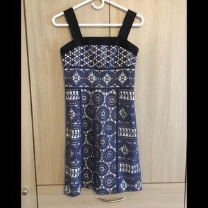 Tory Burch summer macrame dress
